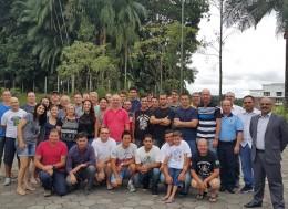 CURSO DE ATUALIZAÇÃO PARA OS AGENTES DA AUTORIDADE DE TRÂNSITO DE JOINVILLE - 1ª Turma