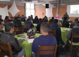 CURSO DE APERFEIÇOAMENTO PARA AGENTES DE TRÂNSITO - ÉTICA, CIDADANIA E EDUCAÇÃO PARA O TRÂNSITO